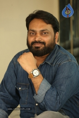 Lyricist Krishna Kanth Interview Photos - 11 of 13