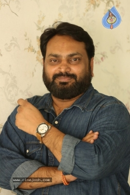 Lyricist Krishna Kanth Interview Photos - 12 of 13