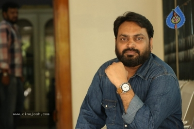 Lyricist Krishna Kanth Interview Photos - 13 of 13