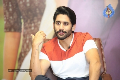 Naga Chaitanya Interview Photos - 2 of 33