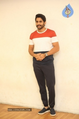 Naga Chaitanya Interview Photos - 3 of 33