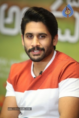 Naga Chaitanya Interview Photos - 4 of 33
