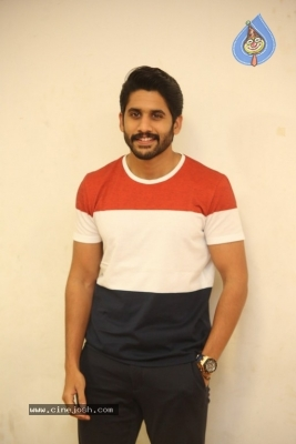 Naga Chaitanya Interview Photos - 5 of 33
