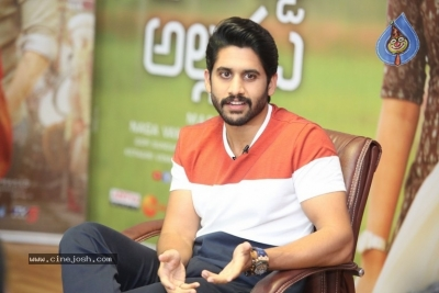 Naga Chaitanya Interview Photos - 6 of 33