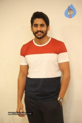 Naga Chaitanya Interview Photos - 7 of 33