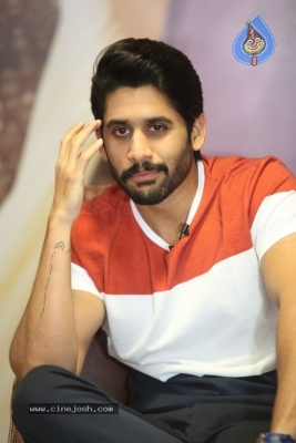 Naga Chaitanya Interview Photos - 8 of 33