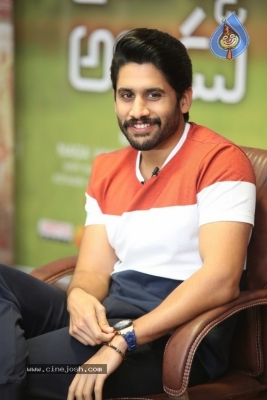 Naga Chaitanya Interview Photos - 9 of 33