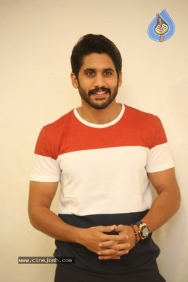 Naga Chaitanya Interview Photos - 10 of 33