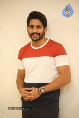 Naga Chaitanya Interview Photos - 13 of 33