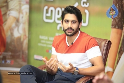 Naga Chaitanya Interview Photos - 14 of 33