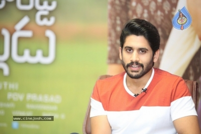 Naga Chaitanya Interview Photos - 15 of 33