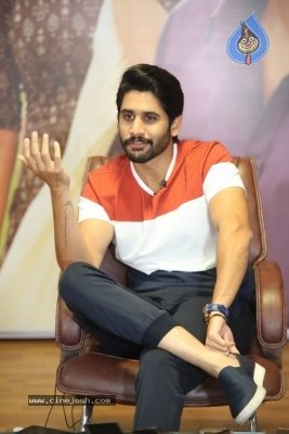 Naga Chaitanya Interview Photos - 17 of 33