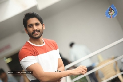 Naga Chaitanya Interview Photos - 20 of 33