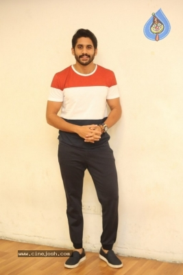 Naga Chaitanya Interview Photos - 21 of 33
