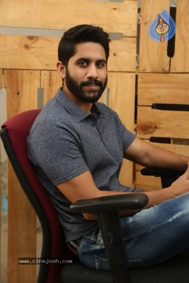 Naga Chaitanya Intreview Photos - 3 of 14