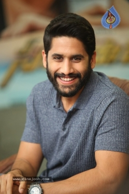 Naga Chaitanya Intreview Photos - 6 of 14