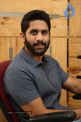 Naga Chaitanya Intreview Photos - 7 of 14