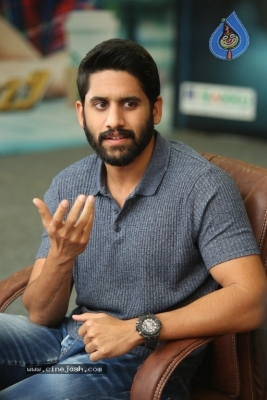 Naga Chaitanya Intreview Photos - 9 of 14