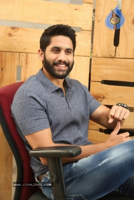 Naga Chaitanya Intreview Photos - 12 of 14