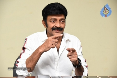 Rajasekhar Interview Photos - 12 of 21