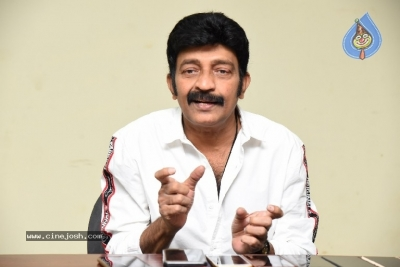 Rajasekhar Interview Photos - 18 of 21