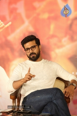 Ram Charan Interview Photos - 1 of 19