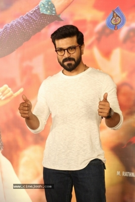 Ram Charan Interview Photos - 2 of 19