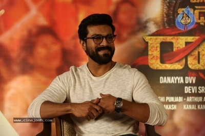 Ram Charan Interview Photos - 4 of 19