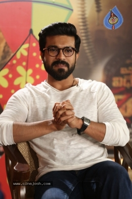 Ram Charan Interview Photos - 6 of 19