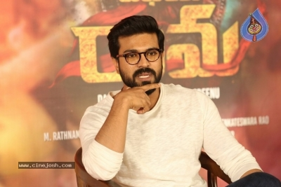 Ram Charan Interview Photos - 7 of 19