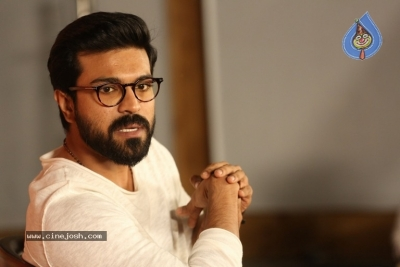 Ram Charan Interview Photos - 8 of 19