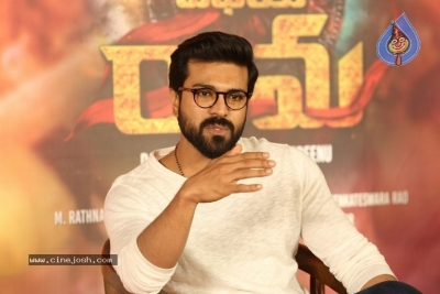 Ram Charan Interview Photos - 11 of 19