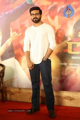 Ram Charan Interview Photos - 12 of 19