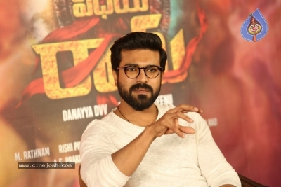 Ram Charan Interview Photos - 15 of 19