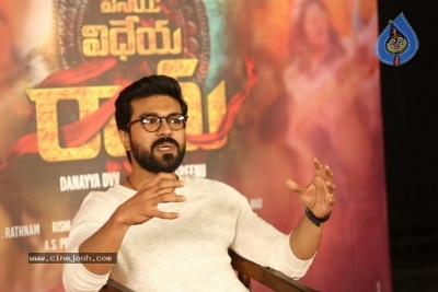Ram Charan Interview Photos - 18 of 19