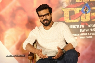 Ram Charan Interview Photos - 19 of 19