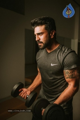 Ram Charan Latest Stills - 5 of 11