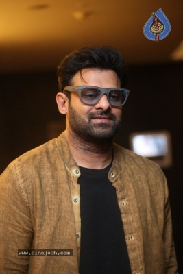 Rebel Star Prabhas Interview Photos - 1 of 13