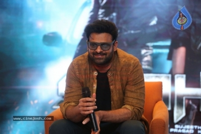 Rebel Star Prabhas Interview Photos - 3 of 13