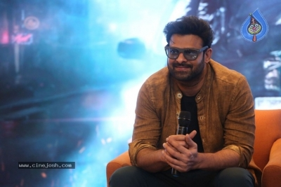 Rebel Star Prabhas Interview Photos - 5 of 13