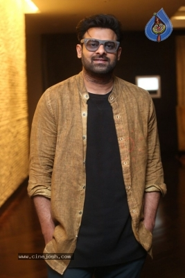 Rebel Star Prabhas Interview Photos - 7 of 13