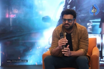 Rebel Star Prabhas Interview Photos - 9 of 13
