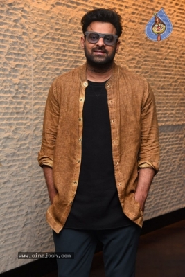 Rebel Star Prabhas Interview Photos - 10 of 13