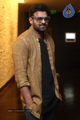 Rebel Star Prabhas Interview Photos - 11 of 13