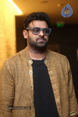 Rebel Star Prabhas Interview Photos - 12 of 13