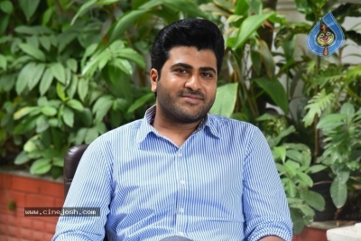 Sharwanand Interview Pics - 4 of 9