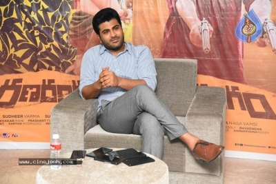 Sharwanand Interview Pics - 6 of 9