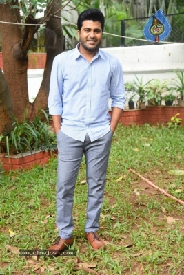 Sharwanand Interview Pics - 8 of 9