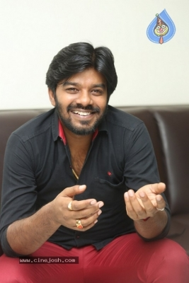 Sudigali Sudheer Interview Pics - 16 of 21