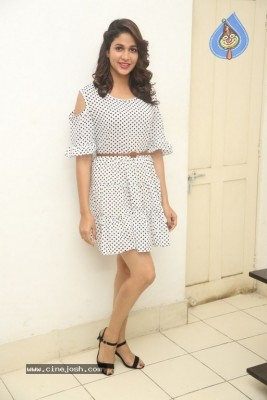 Lavanya Tripathi Interview Stills :22-10-2017